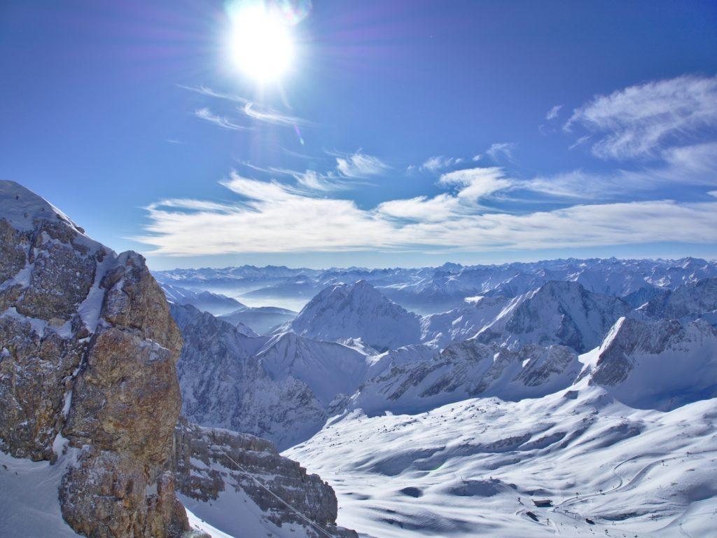 Zugspitze Germany Photo Journey