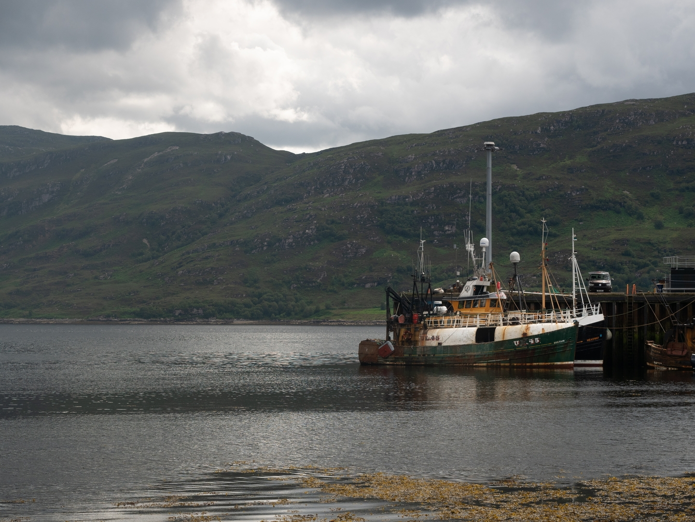 Coast and Rivers, Scotland